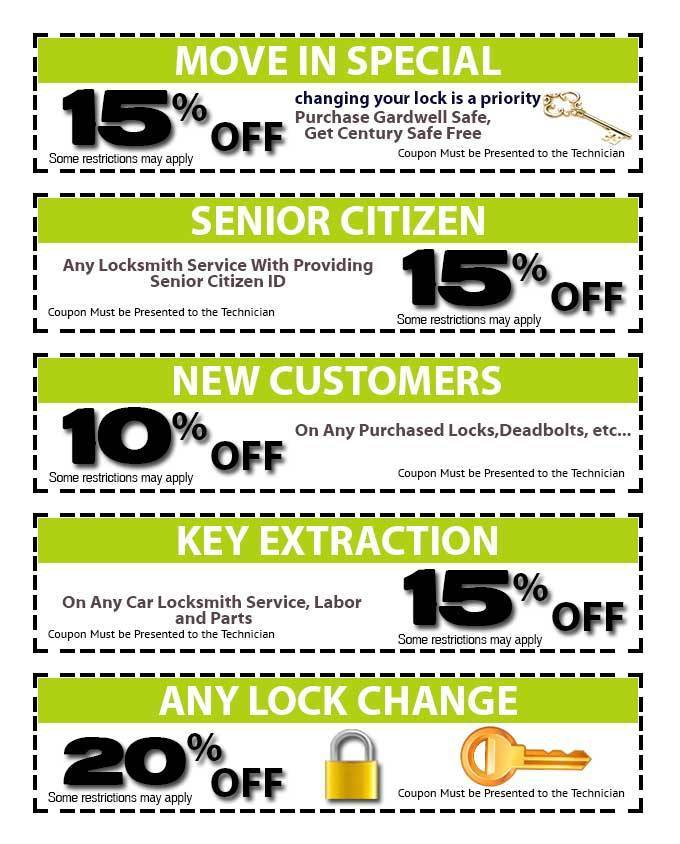 Expert Locksmith Services Glenolden, PA 610-235-0680
